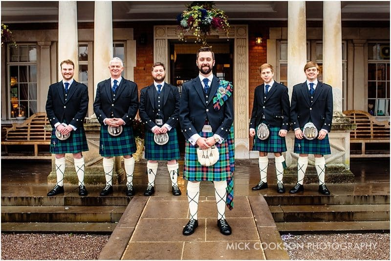 formal groomsmen photo