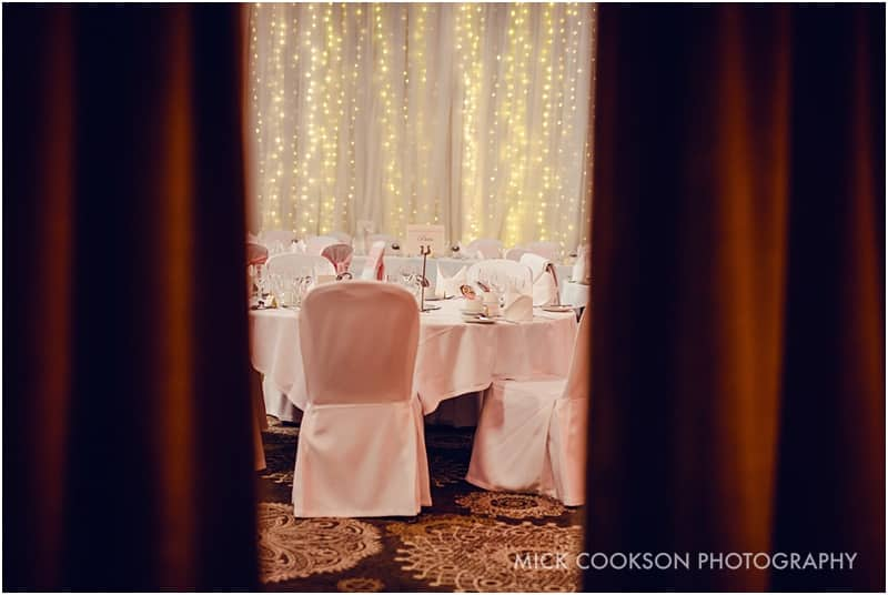 shrigley hall wedding reception