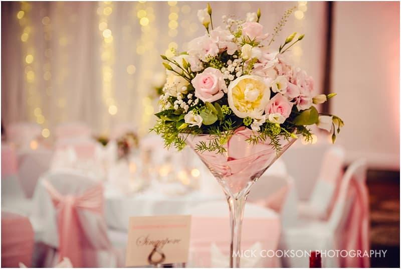 shrigley hall wedding flowers