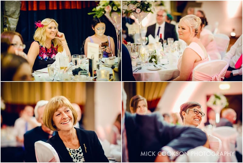speeches at shrigley hall
