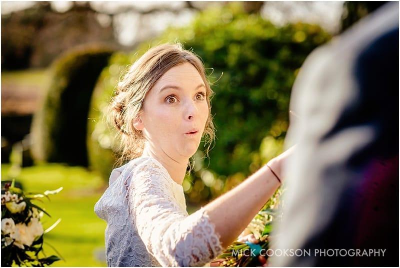 funny bridesmaid