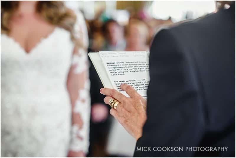 registrar vows