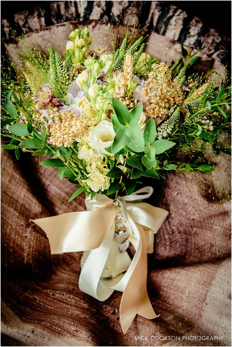 wedding bouquet by the gilded lily