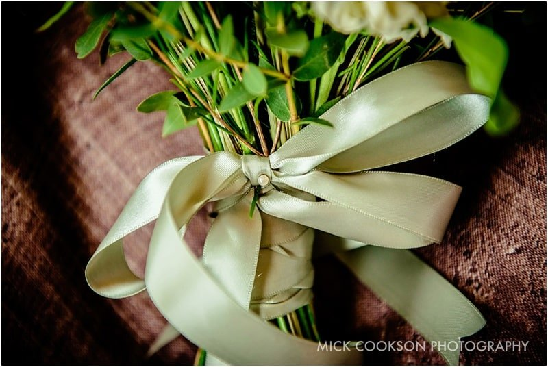 the gilded lily wedding bouquet