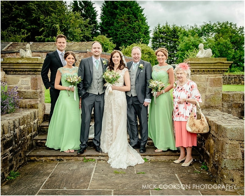 family group photos at beeston manor