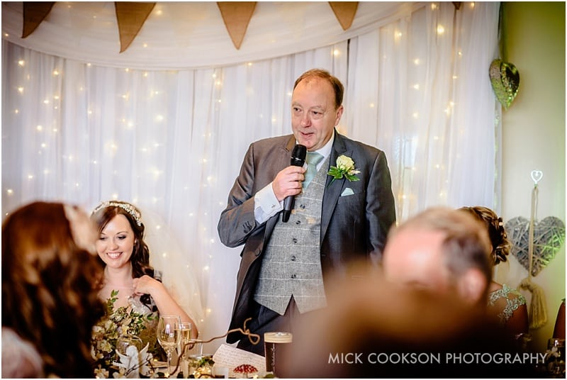 father of the bride speech at beeston manor