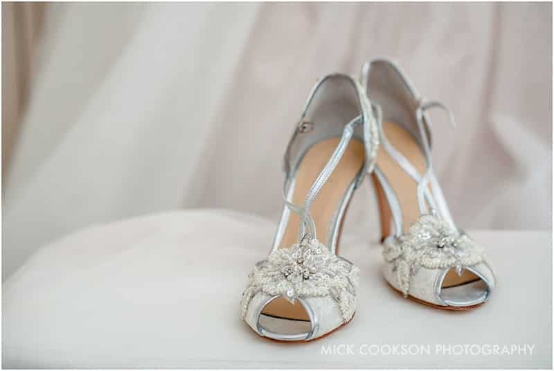 wedding shoes in lancashire