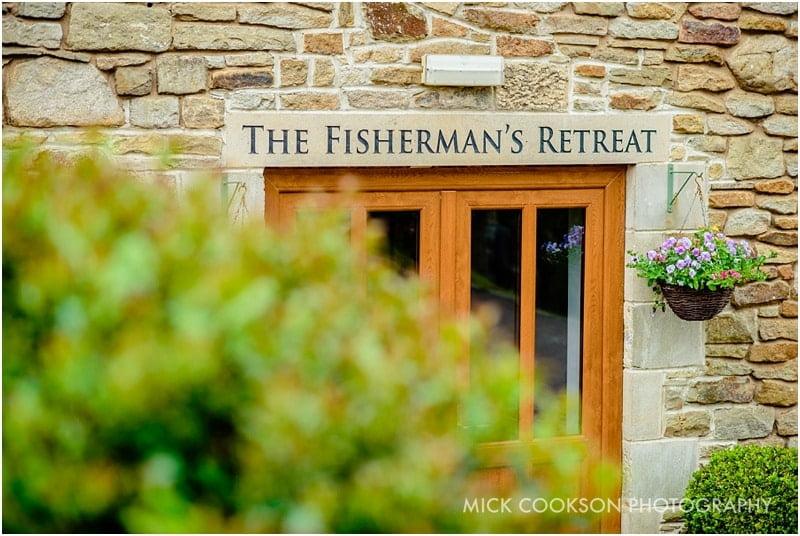 fisherman's retreat entrance