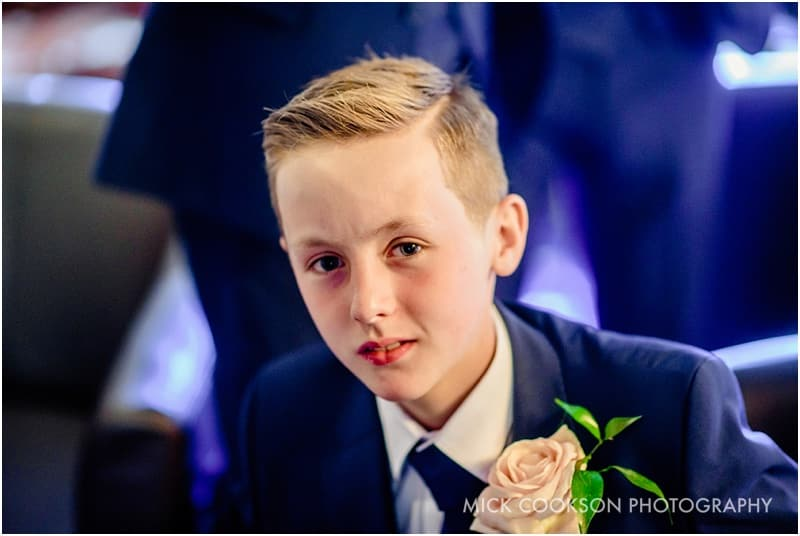 groom's son