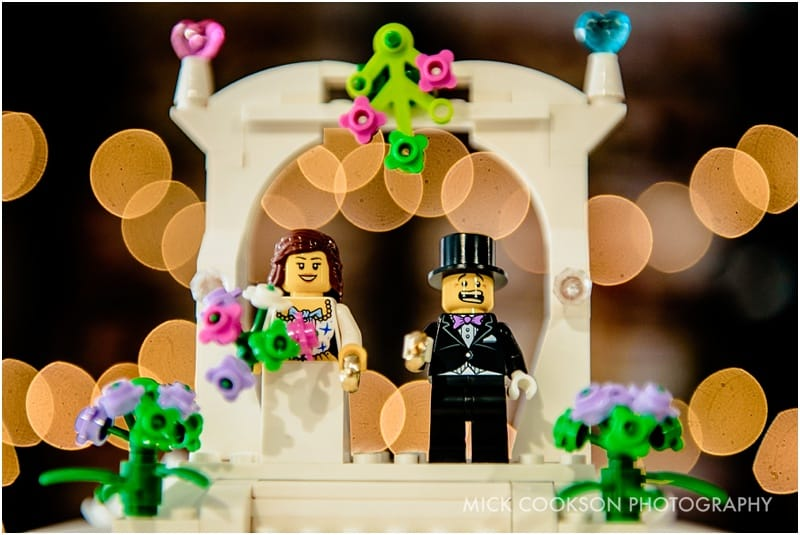 lego cake wedding toppers
