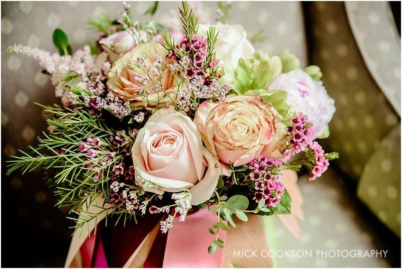 delamere wedding flowers