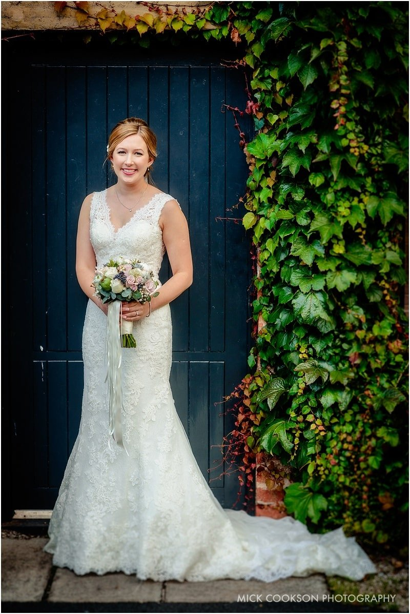 bride photo at bartle hall