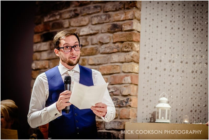 groom speech at bartle hall