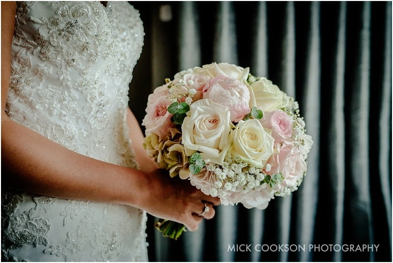stunning bouquet at a northcote wedding