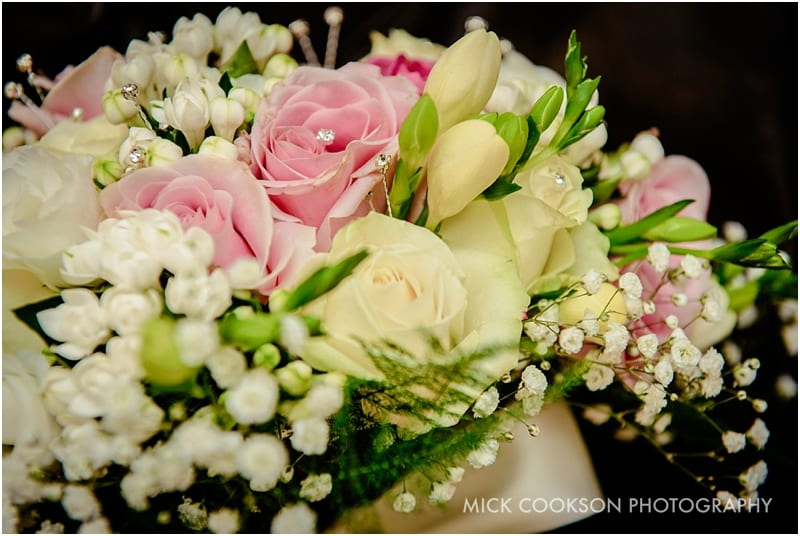 gilded lily wedding flowers