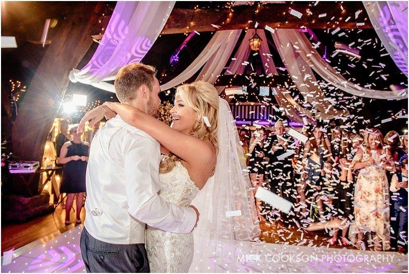 Rivington Hall Barn Wedding – Suzanne & Danny
