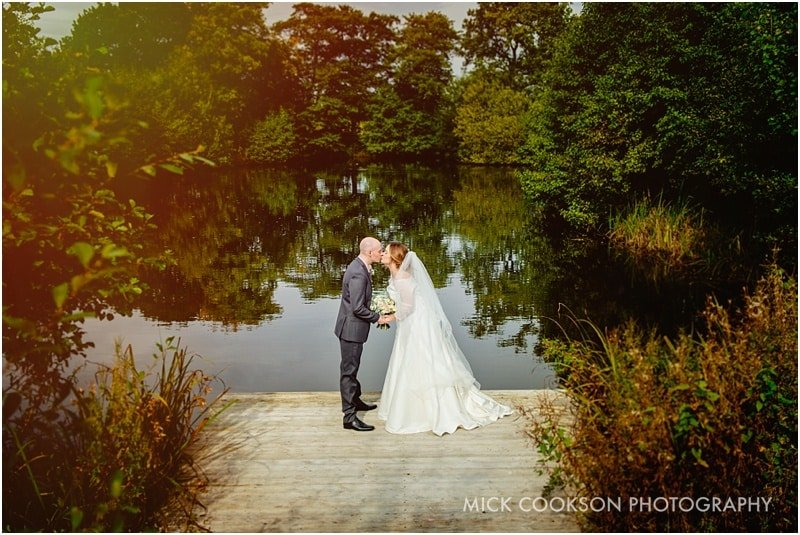 stunning wedding photography at styal lodge