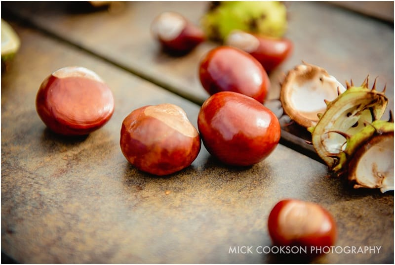 conkers at a wedding