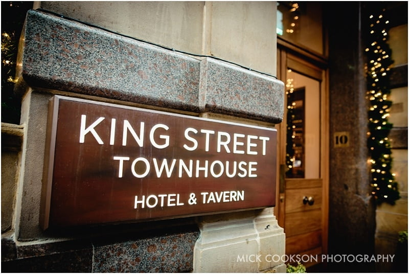 king street townhouse front door