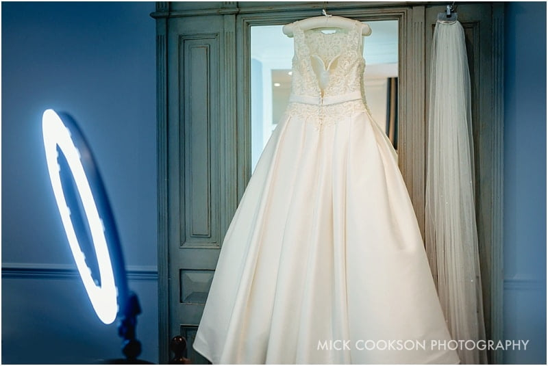 wedding dress at king street townhouse