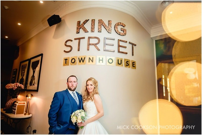 King Street Townhouse Winter Wedding – Sarah & Rich