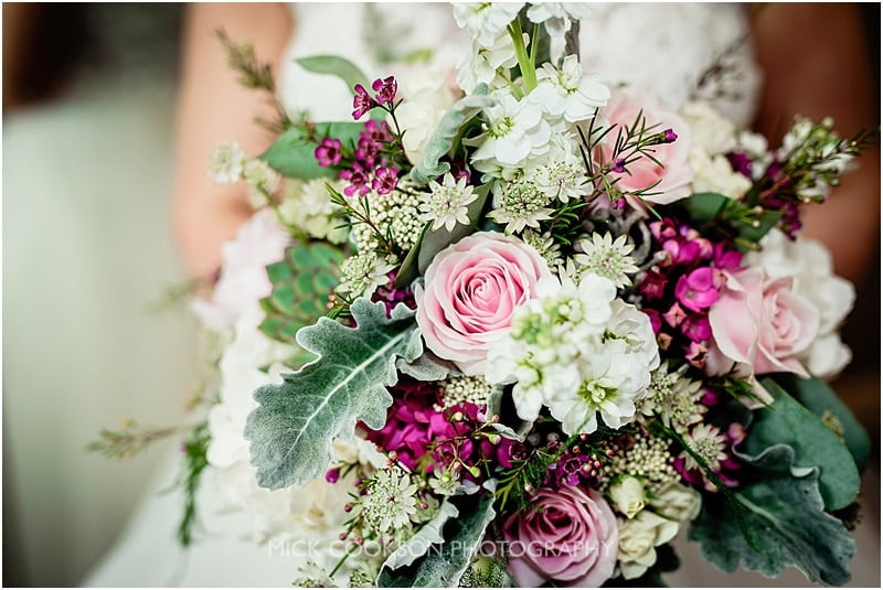 lancashire wedding flowers