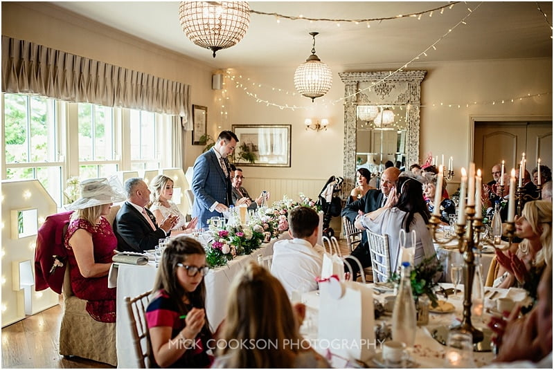 wedding speeches at the shireburn arms