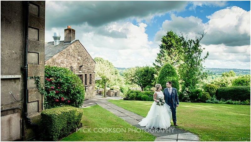 bride and groom at the shireburn arms