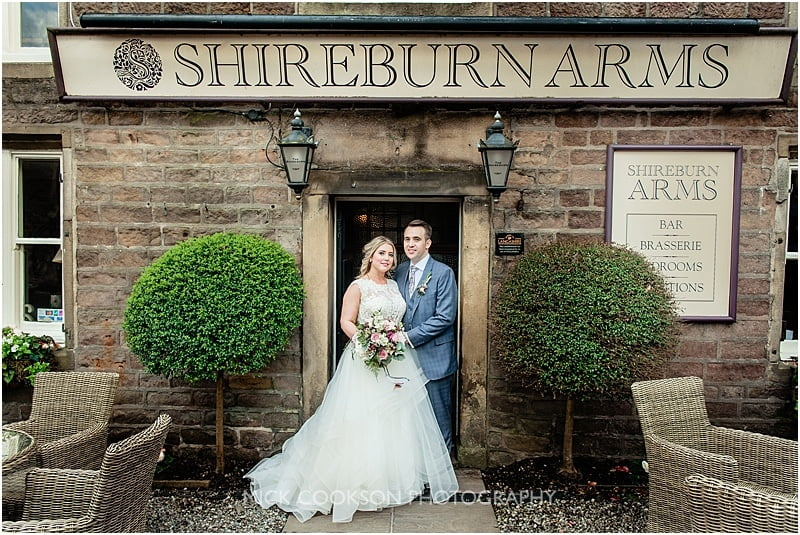 Shireburn Arms Wedding – Emma & Jason