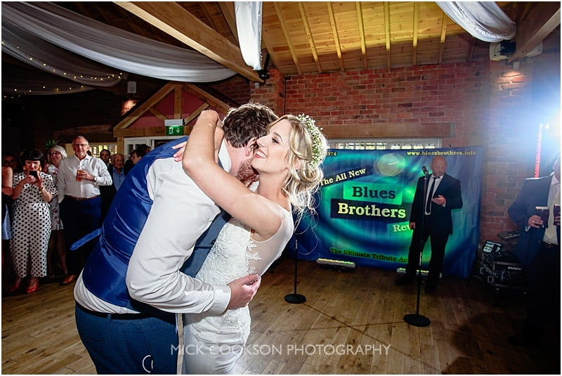 blues brothers first dance
