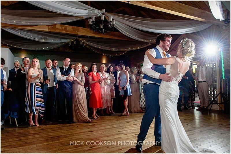 stunning charnock farm wedding photography