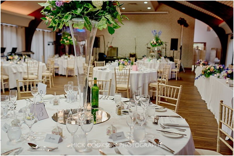 a colshaw hall wedding