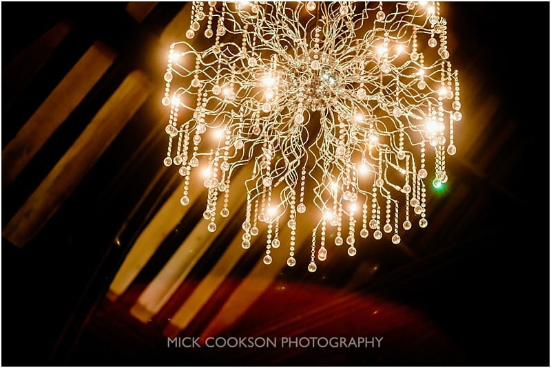 the famous mitton hall chandelier