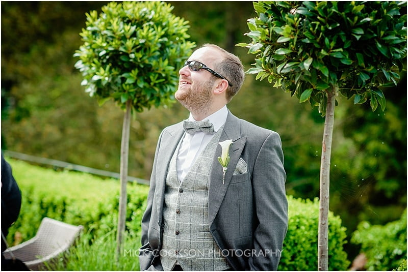 groom doing his k-pax impression