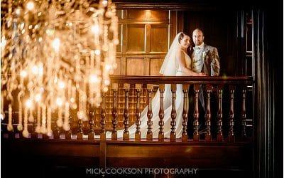 Mitton Hall Wedding // Nicola & Dan