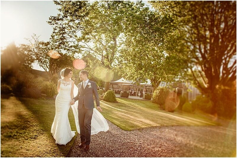stunning wedding photo taken at stirk house by manchester wedding photographer mick cookson