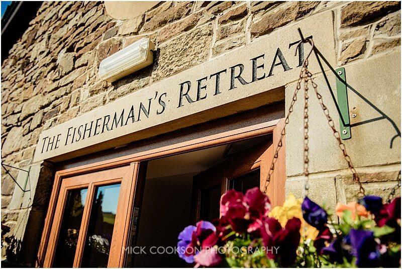 fisherman's retreat wedding venue