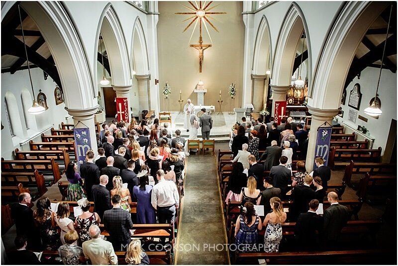 church wedding in ramsbottom