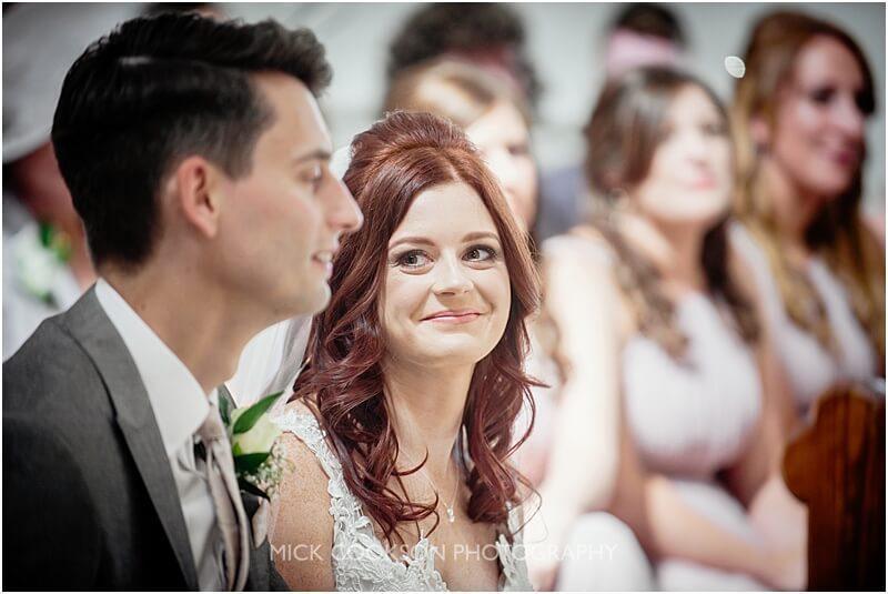 bridse looks lovingly at her husband