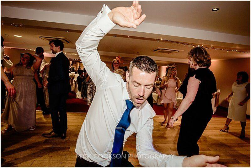 wedding guest at the fishermans retreat by mick cookson photography