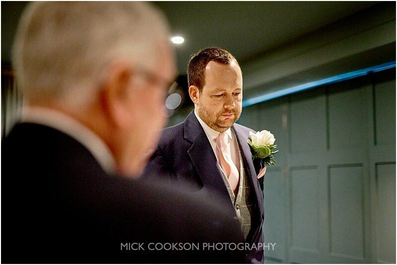 groom at king street town house