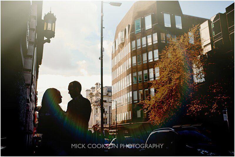 stylish wedding photo in manchester taken by manchester wedding photographer mick cookson