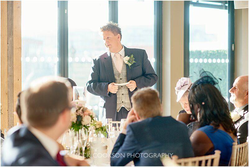 best man speech at a king street townhouse wedding