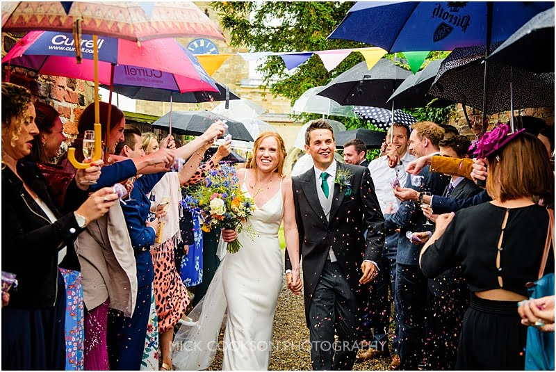 Marquee Wedding in York – Ros & Nick